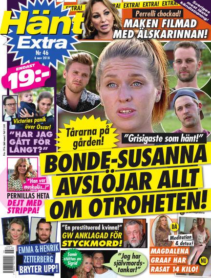 Hänt Extra November 06, 2018 00:00