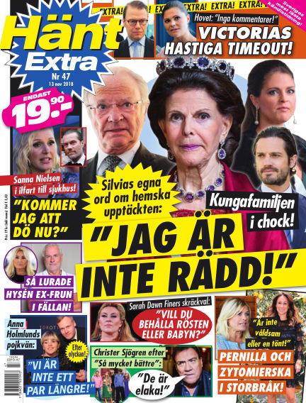 Hänt Extra November 13, 2018 00:00