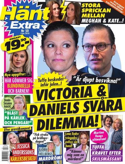 Hänt Extra December 04, 2018 00:00