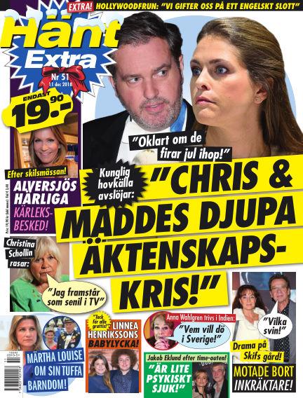 Hänt Extra December 11, 2018 00:00