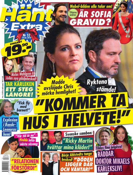 Hänt Extra December 18, 2018 00:00