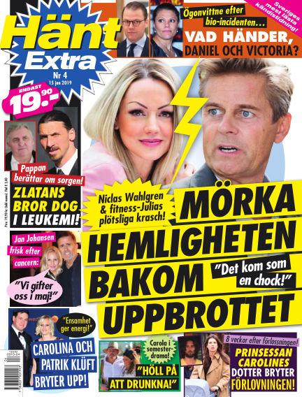 Hänt Extra January 15, 2019 00:00