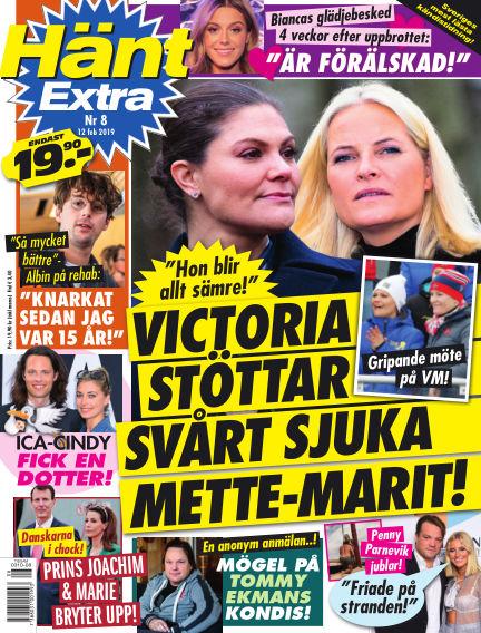 Hänt Extra February 12, 2019 00:00