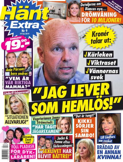 Hänt Extra February 19, 2019 00:00