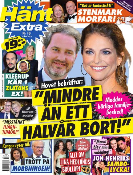 Hänt Extra February 26, 2019 00:00