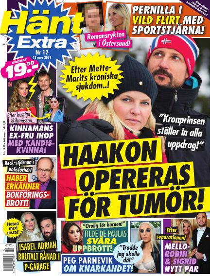 Hänt Extra March 12, 2019 00:00