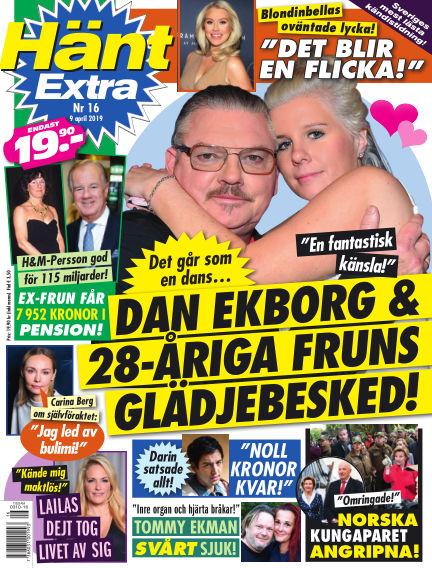 Hänt Extra April 09, 2019 00:00
