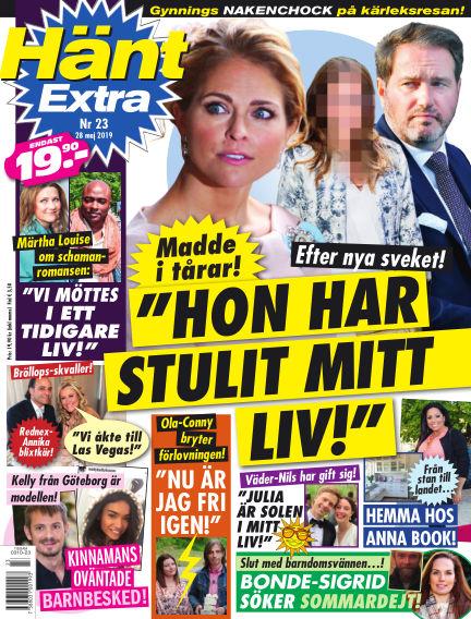 Hänt Extra May 28, 2019 00:00