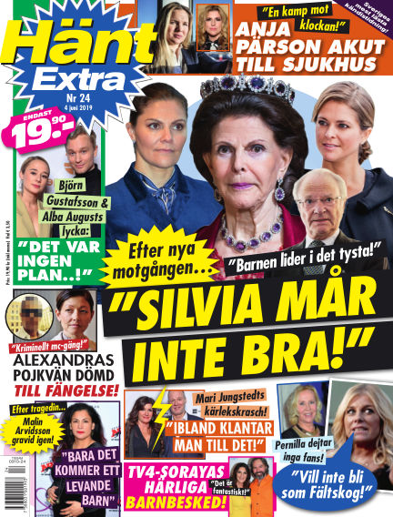 Hänt Extra June 04, 2019 00:00