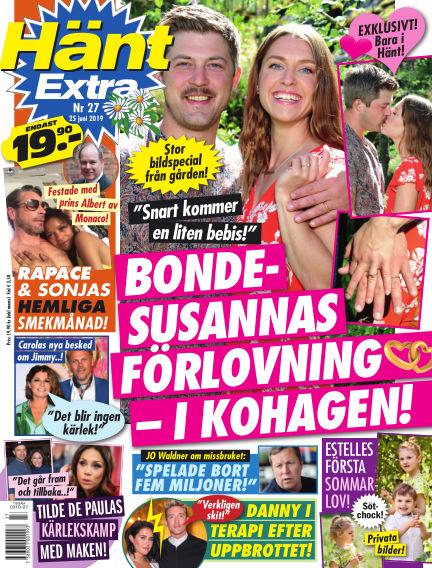 Hänt Extra June 25, 2019 00:00