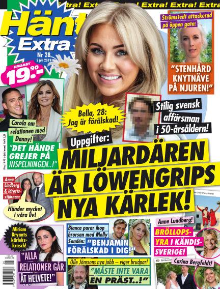 Hänt Extra July 02, 2019 00:00