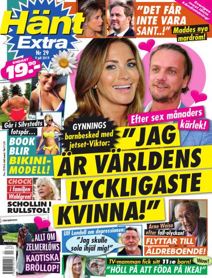 Hänt Extra July 09, 2019 00:00