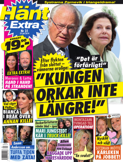 Hänt Extra July 23, 2019 00:00