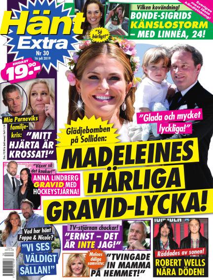 Hänt Extra July 16, 2019 00:00