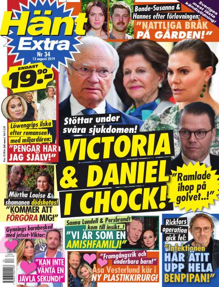 Hänt Extra August 13, 2019 00:00