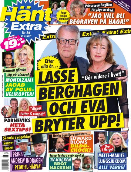 Hänt Extra August 27, 2019 00:00