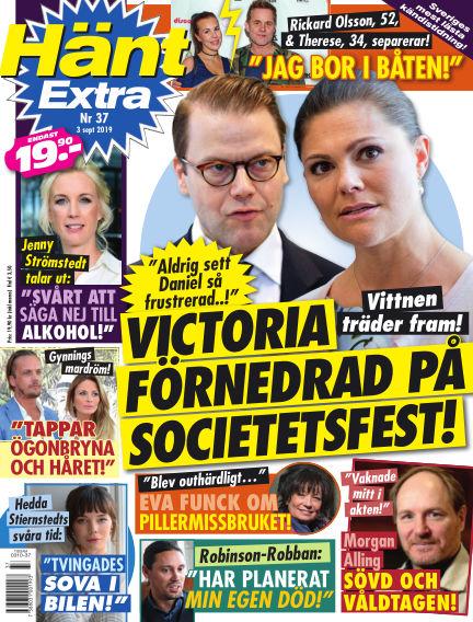 Hänt Extra September 03, 2019 00:00