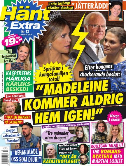Hänt Extra October 15, 2019 00:00