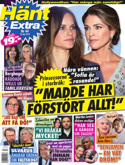 Hänt Extra October 22, 2019 00:00
