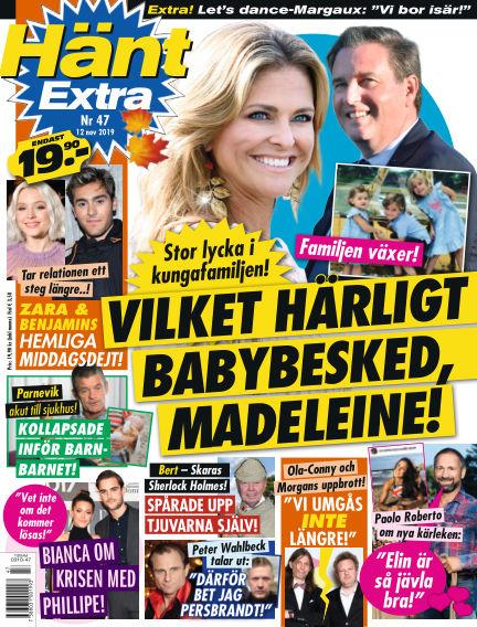 Hänt Extra November 12, 2019 00:00