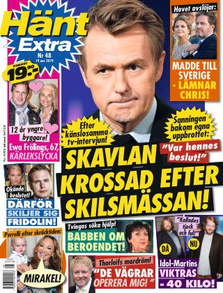 Hänt Extra 2019-11-19