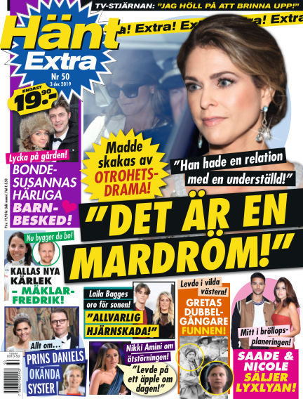 Hänt Extra December 03, 2019 00:00
