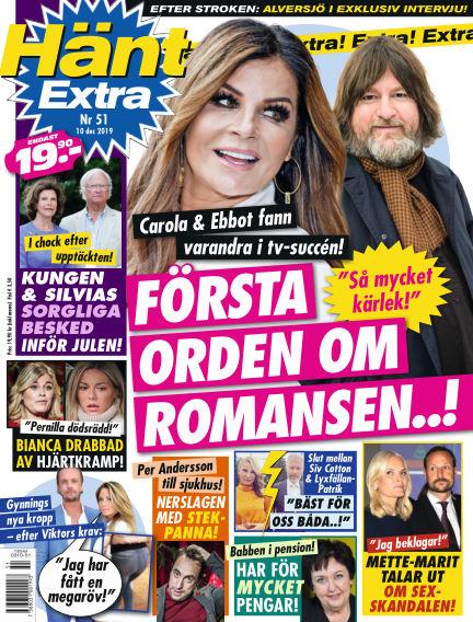 Hänt Extra December 10, 2019 00:00