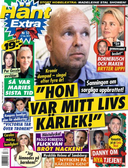 Hänt Extra December 17, 2019 00:00