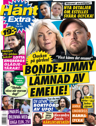 Hänt Extra 2020-01-14