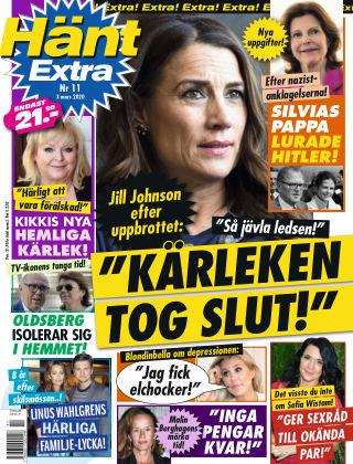 Hänt Extra 2020-03-03