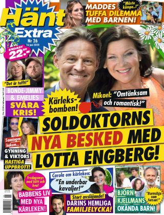 Hänt Extra 2020-06-16