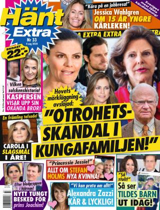 Hänt Extra 2020-08-04