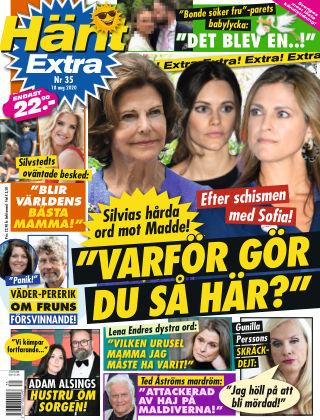 Hänt Extra 2020-08-18