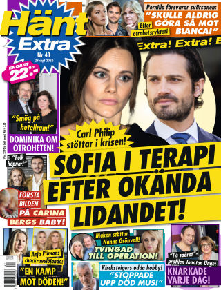 Hänt Extra 2020-09-29