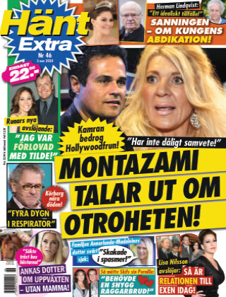 Hänt Extra 2020-11-03