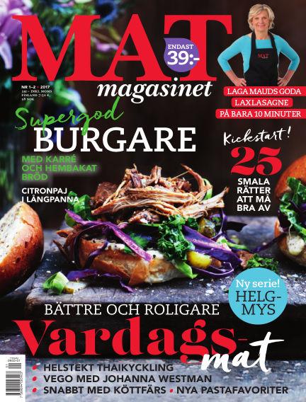 Matmagasinet January 03, 2017 00:00