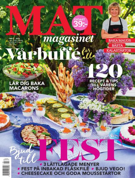 Matmagasinet April 25, 2017 00:00