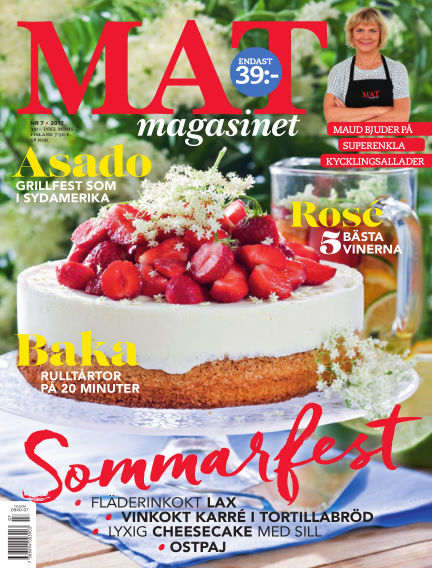 Matmagasinet June 13, 2017 00:00