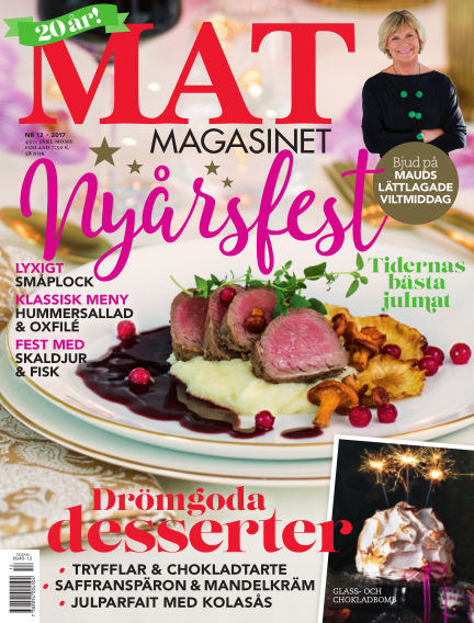 Matmagasinet November 14, 2017 00:00