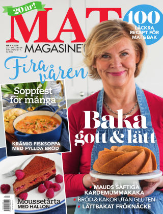 Matmagasinet 18-04