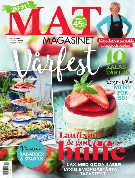Matmagasinet May 01, 2018 00:00
