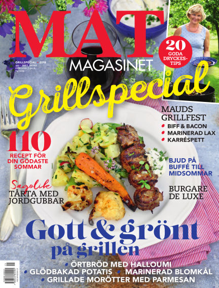 Matmagasinet May 31, 2018 00:00