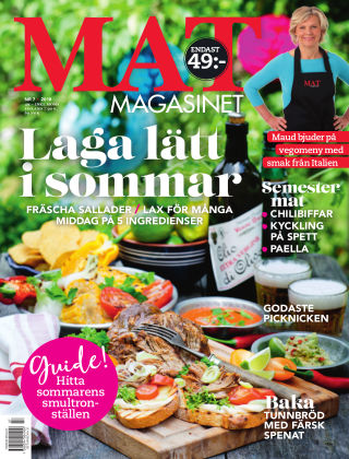 Matmagasinet 18-07
