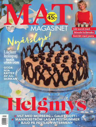 Matmagasinet 19-01