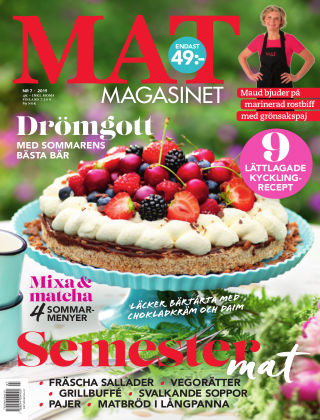 Matmagasinet 19-07