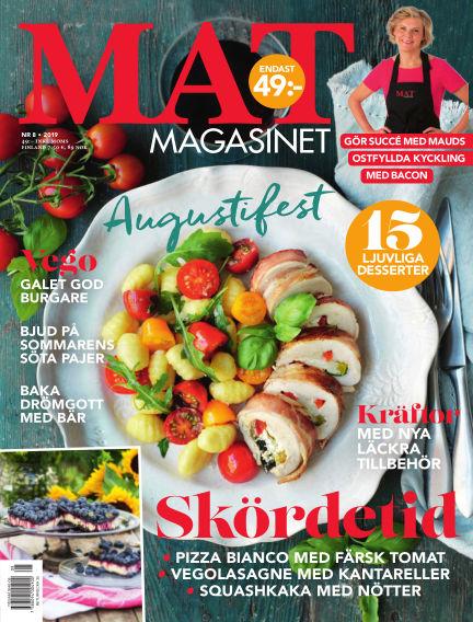 Matmagasinet July 30, 2019 00:00