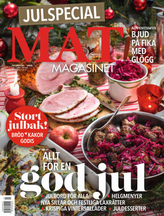 Matmagasinet 2020-10-20