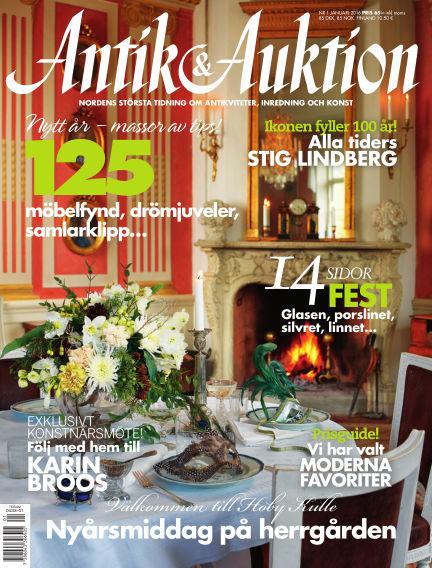 Antik & Auktion December 17, 2015 00:00