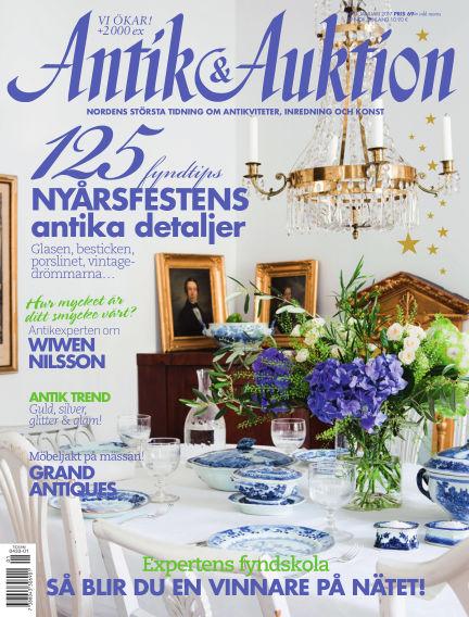 Antik & Auktion December 15, 2016 00:00