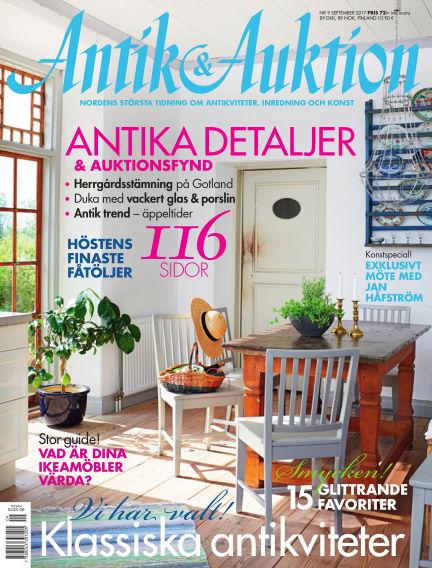 Antik & Auktion August 08, 2017 00:00